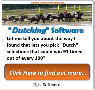 Dutching Software
